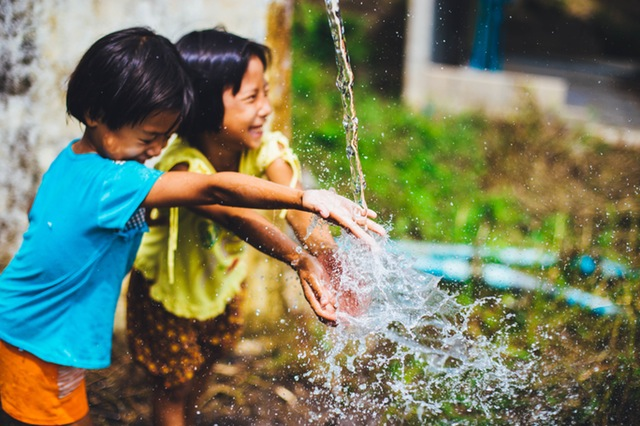 impact investment brings clean water for third world areas